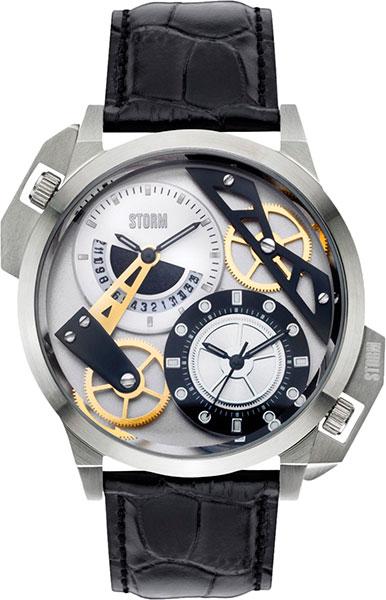 Мужские часы Storm ST-47147/S/BK мужские часы storm st 47237 bk