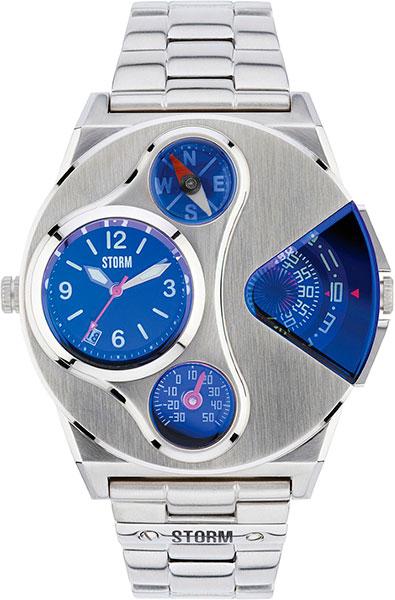 Мужские часы Storm ST-47340/B Мужские часы Seiko SRK037P1