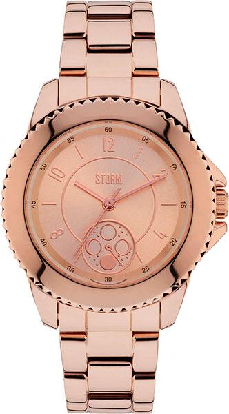 Женские часы Storm ST-47253/RG перьевая ручка parker urban premium vacumatic f206 silver blue pearl перо f 1906868