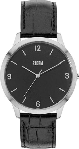 Мужские часы Storm ST-47265/BK цена и фото