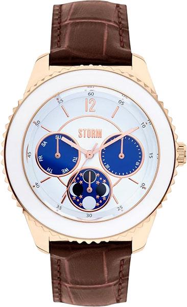 купить Женские часы Storm ST-47298/RG/BR по цене 7070 рублей