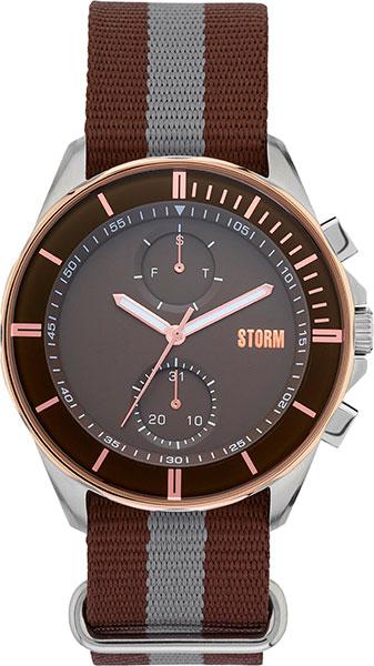 Фото - Мужские часы Storm ST-47301/BR storm 47301 br