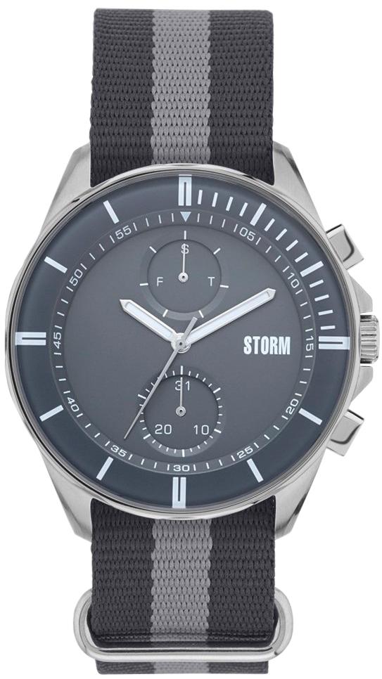 Мужские часы Storm ST-47301/GY мужские часы storm st 47393 bk bk