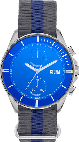Фото - Мужские часы Storm ST-47301/LB storm 47301 br