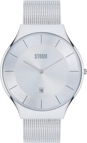 Мужские часы Storm ST-47320/S душевая дверь распашная cezares verona 130 см текстурное стекло verona w b 13 40 60 30 p cr l