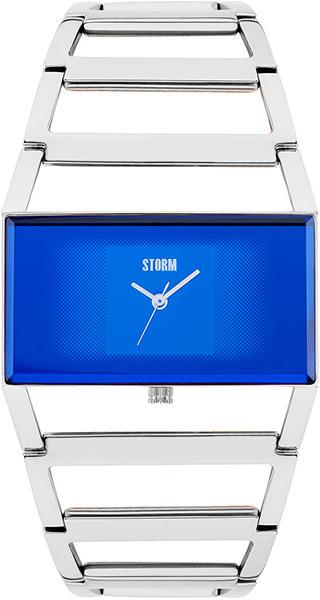 Женские часы Storm ST-47346/B сталь листовая 65г толщиной 3мм