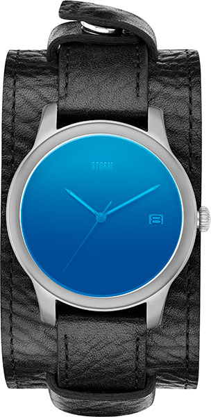 Мужские часы Storm ST-47347/LB ремешок для мужских часов широкий