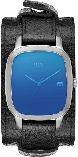 Мужские часы Storm ST-47348/LB ремешок для мужских часов широкий