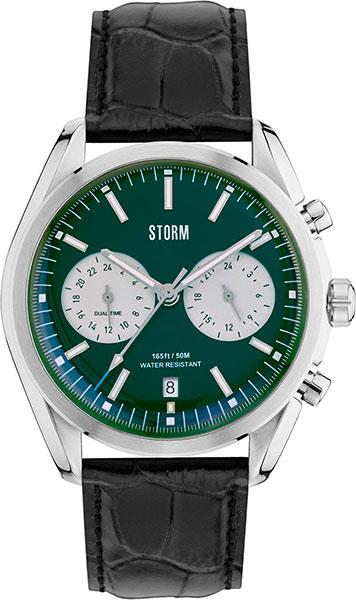 лучшая цена Мужские часы Storm ST-47357/GN