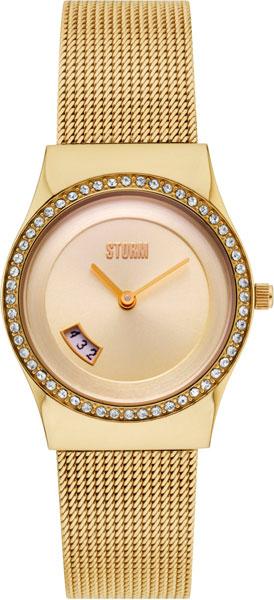 Женские часы Storm ST-47385/GD женские часы storm st 47318 gd