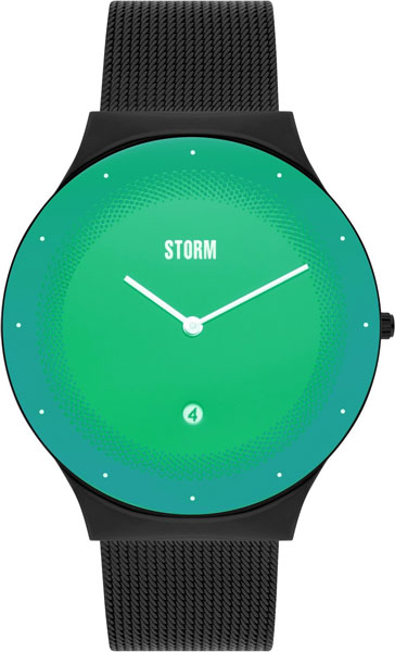лучшая цена Мужские часы Storm ST-47391/SL/GN