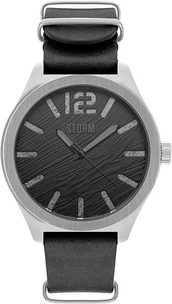 Мужские часы Storm ST-47393/BK/BK мужские часы storm st 47237 bk