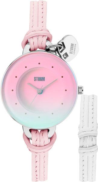 Женские часы Storm ST-47397/LPK дизайн панков турецкий браслеты для глаз для мужчин женщины новая мода браслет женский сова кожаный браслет камень