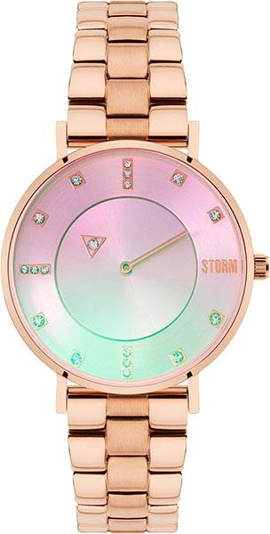 купить Женские часы Storm ST-47400/RG по цене 14190 рублей