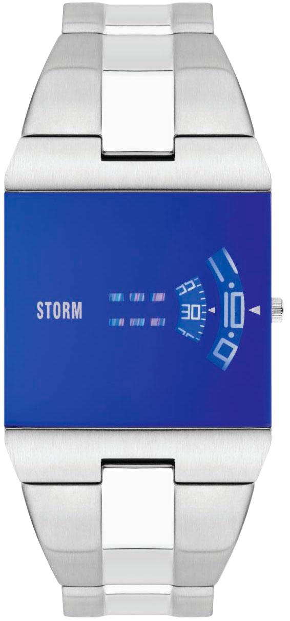 цена Мужские часы Storm ST-47430/LB онлайн в 2017 году