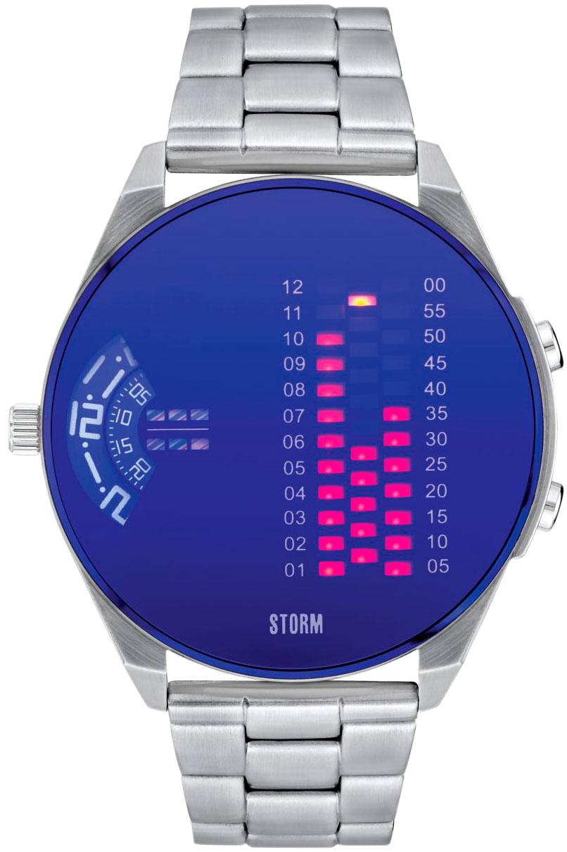 цена Мужские часы Storm ST-47431/LB онлайн в 2017 году