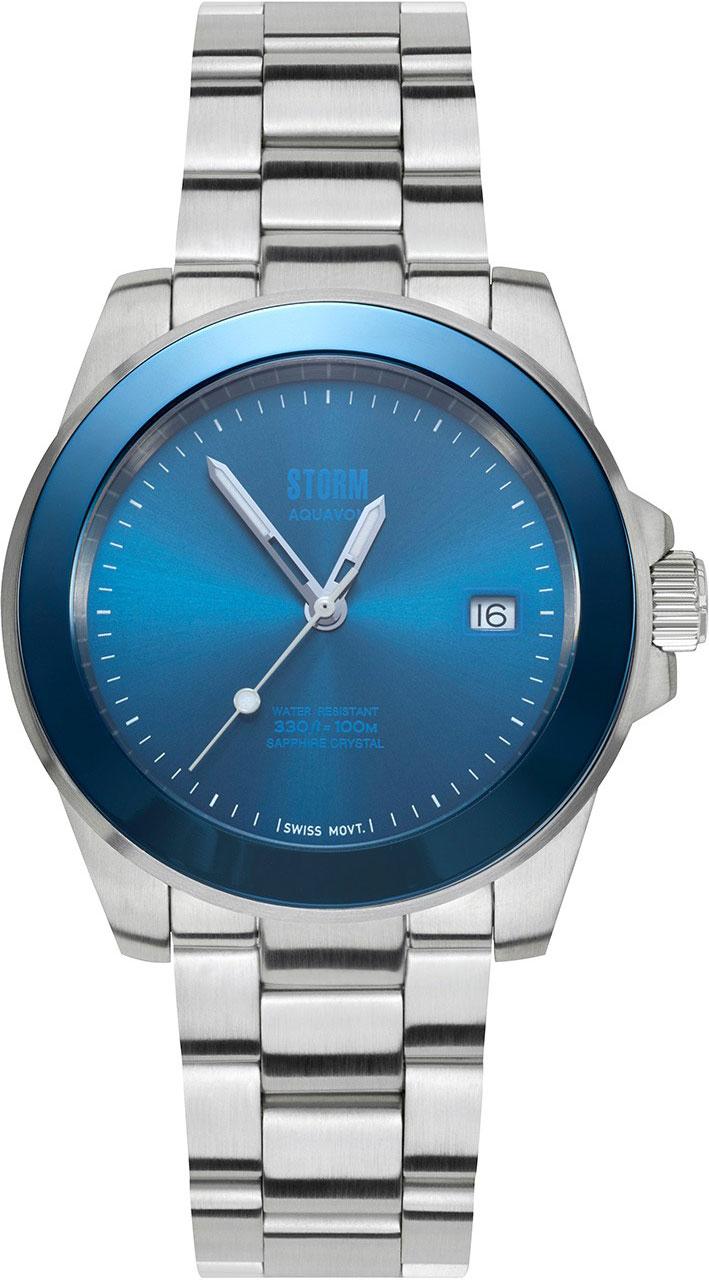 лучшая цена Мужские часы Storm ST-47440/B