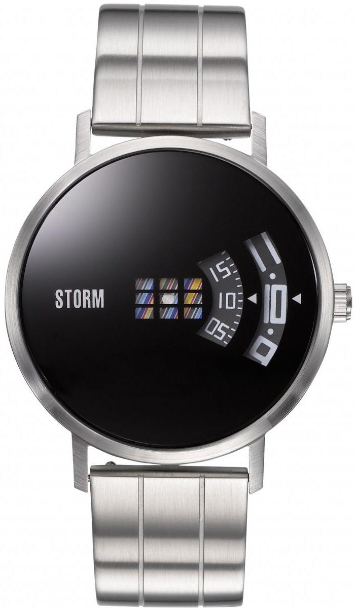 Фото - Мужские часы Storm ST-47458/BK мужские часы storm st 47387 gn