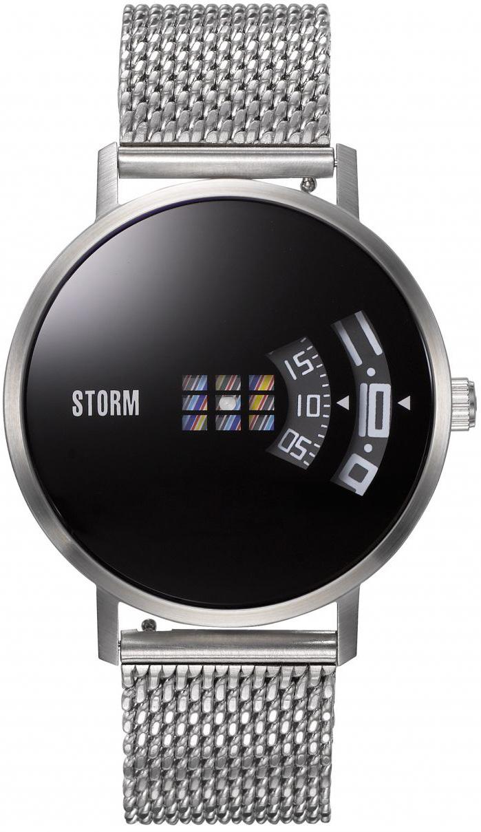 Мужские часы Storm ST-47460/BK