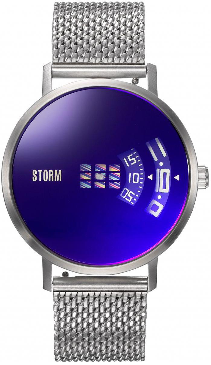 Мужские часы Storm ST-47460/LB