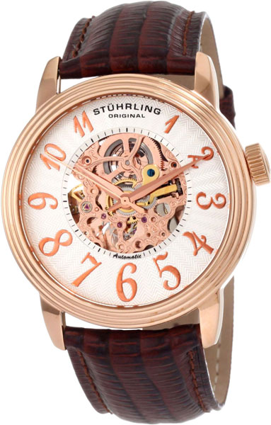 Мужские часы Stuhrling 107A.3345K34