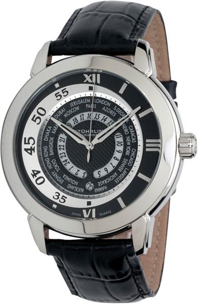 цена  Мужские часы Stuhrling 118B.331513  онлайн в 2017 году