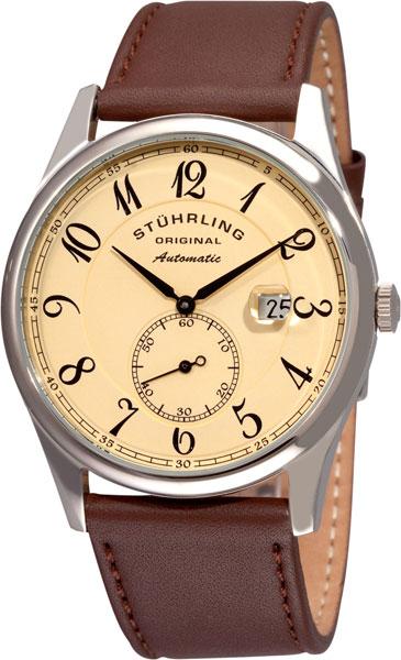 Мужские часы Stuhrling 171B.3315K77