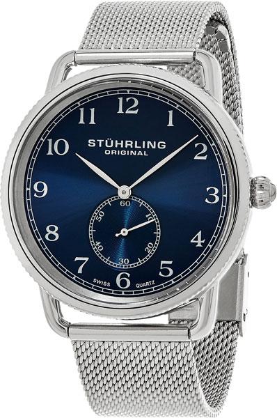 Мужские часы Stuhrling 207M.03 мужские часы stuhrling 572 03