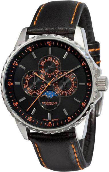 цена  Мужские часы Stuhrling 214L.331557  онлайн в 2017 году