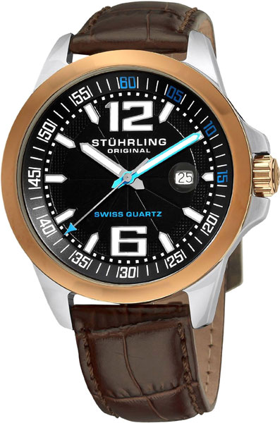 Мужские часы Stuhrling 219C.331K41