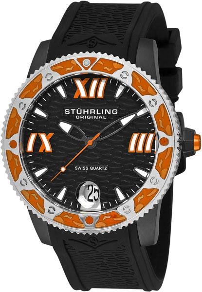 Мужские часы Stuhrling 225G.33561 stuhrling 225g 33561