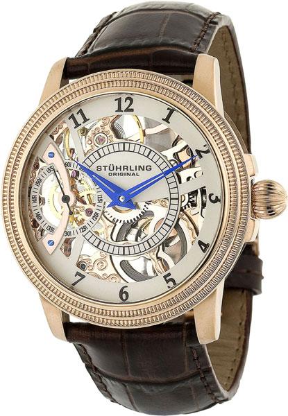 купить Мужские часы Stuhrling 228.33452 по цене 22760 рублей