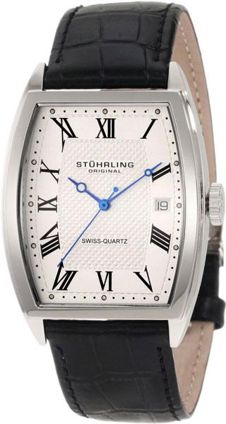 Мужские часы Stuhrling 141.33152 Мужские часы Casio W-211-2A