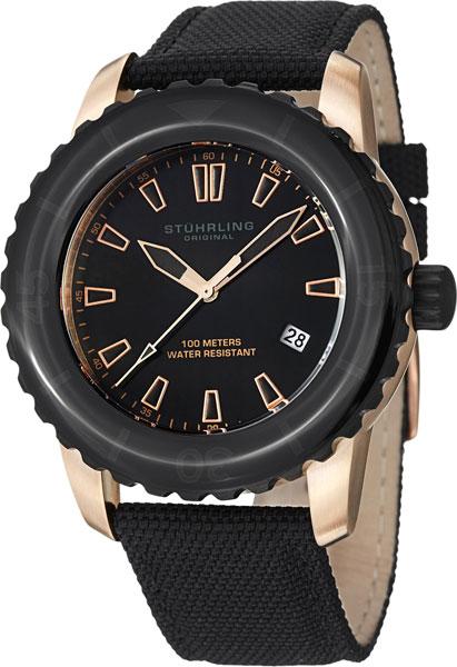 Мужские часы Stuhrling 3266.02 мужские часы stuhrling 3950a 3