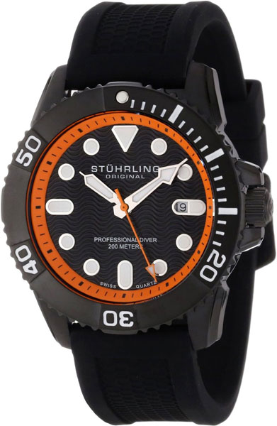 цена  Мужские часы Stuhrling 328R.335657  онлайн в 2017 году