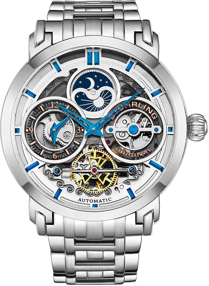 Мужские часы Stuhrling 371B.01 мужские часы stuhrling 586b 01