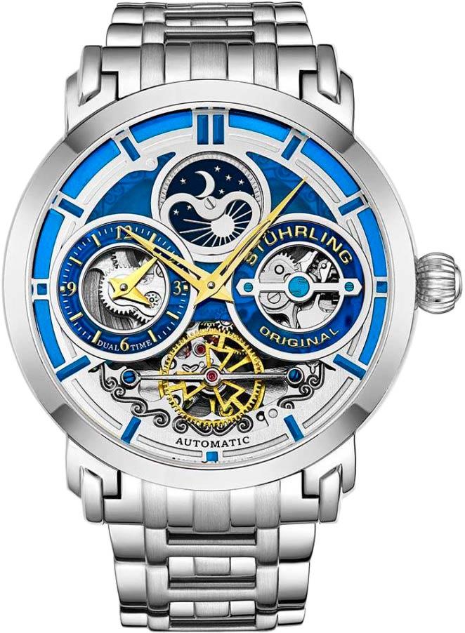лучшая цена Мужские часы Stuhrling 371B.02