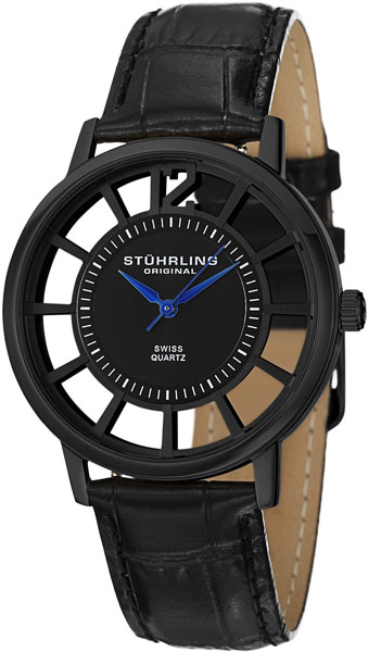 цена Мужские часы Stuhrling 388S.33551.SET-ucenka онлайн в 2017 году