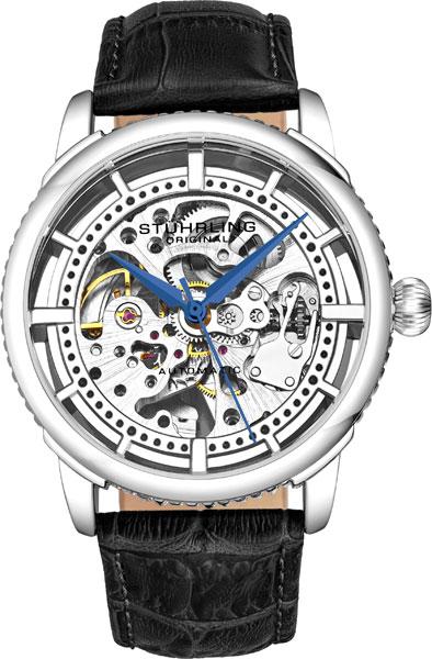 лучшая цена Мужские часы Stuhrling 3933.1