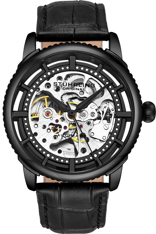 цена Мужские часы Stuhrling 3933.3 онлайн в 2017 году