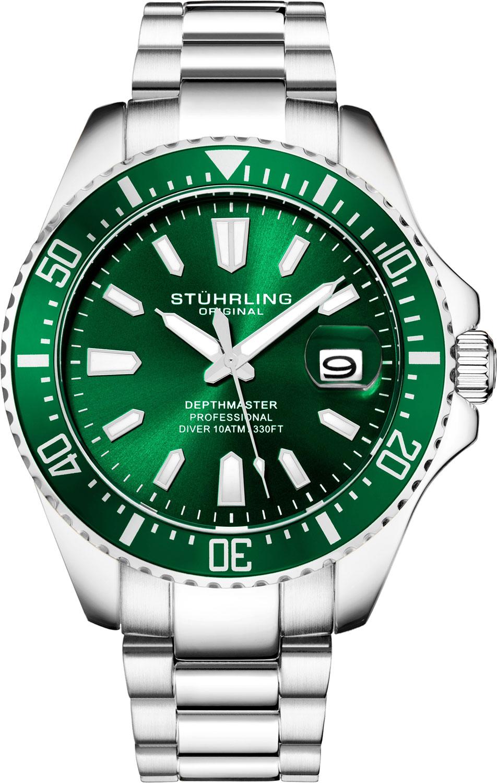 Мужские часы Stuhrling 3950A.3 все цены