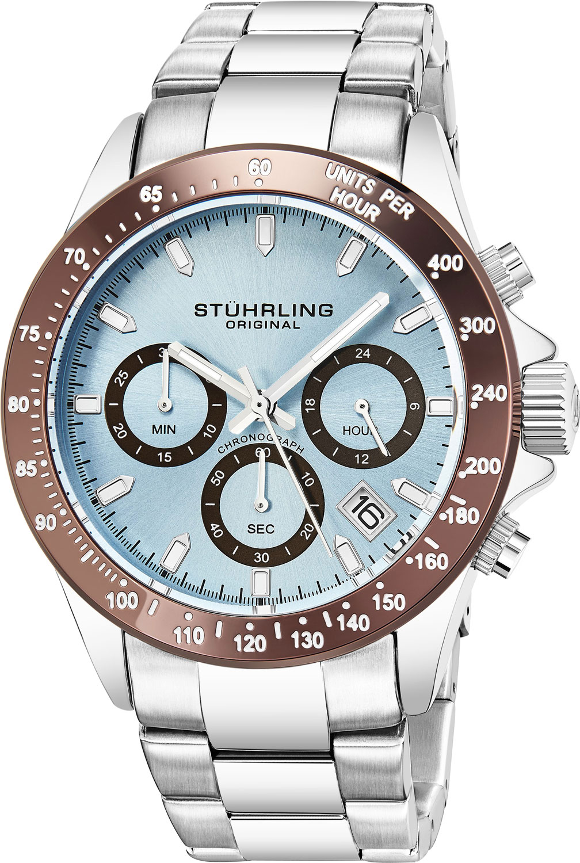 цена Мужские часы Stuhrling 3960.7 онлайн в 2017 году