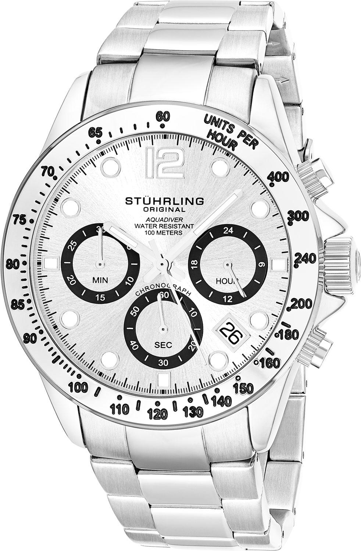 цена Мужские часы Stuhrling 3961.1 онлайн в 2017 году