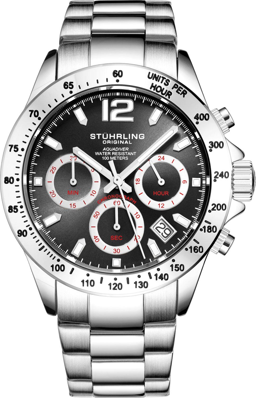 Мужские часы Stuhrling 3961A.1 мужские часы stuhrling 916 02