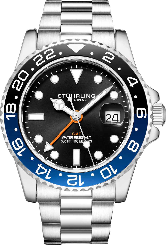 цена Мужские часы Stuhrling 3965.1 онлайн в 2017 году