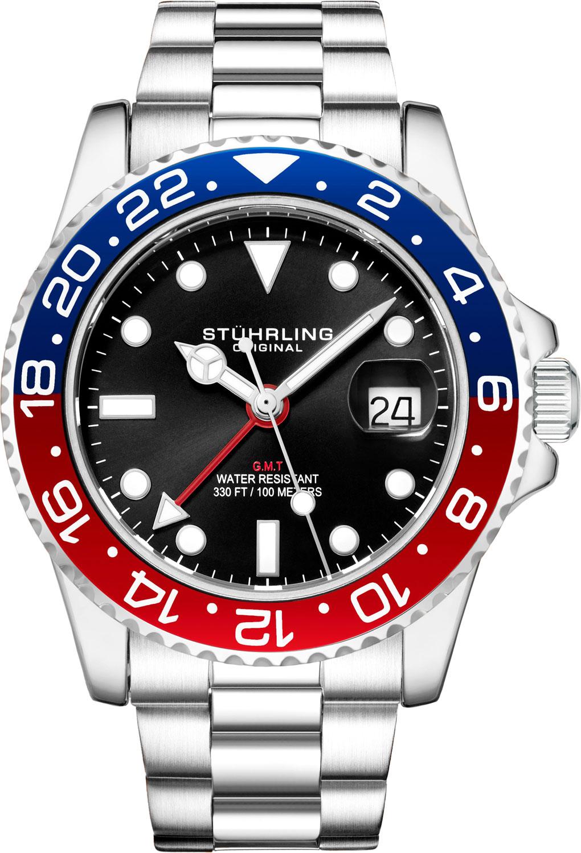 Мужские часы Stuhrling 3965.2 мужские часы stuhrling 916 02