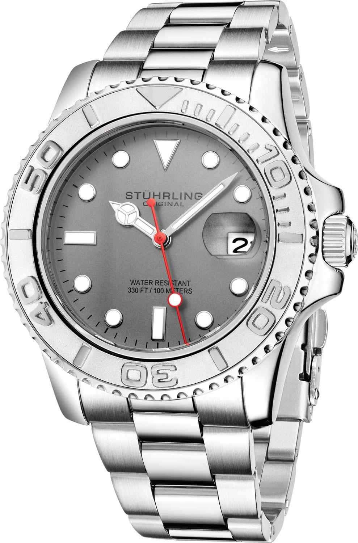 цена Мужские часы Stuhrling 3967.1 онлайн в 2017 году
