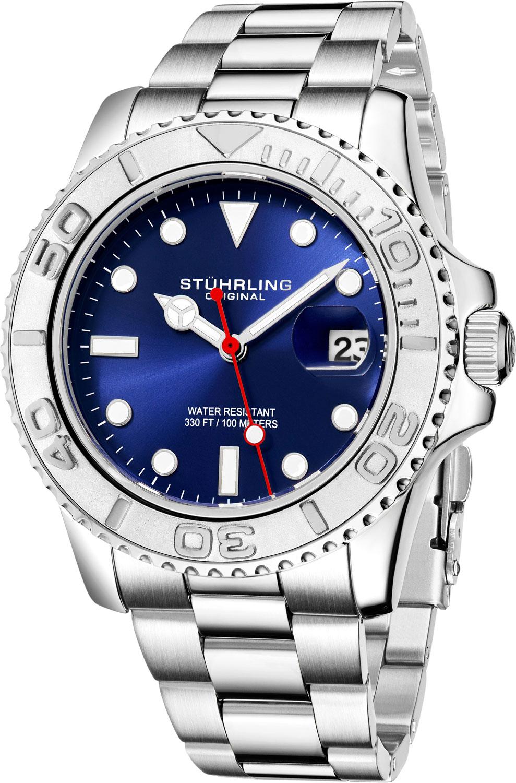 лучшая цена Мужские часы Stuhrling 3967.2