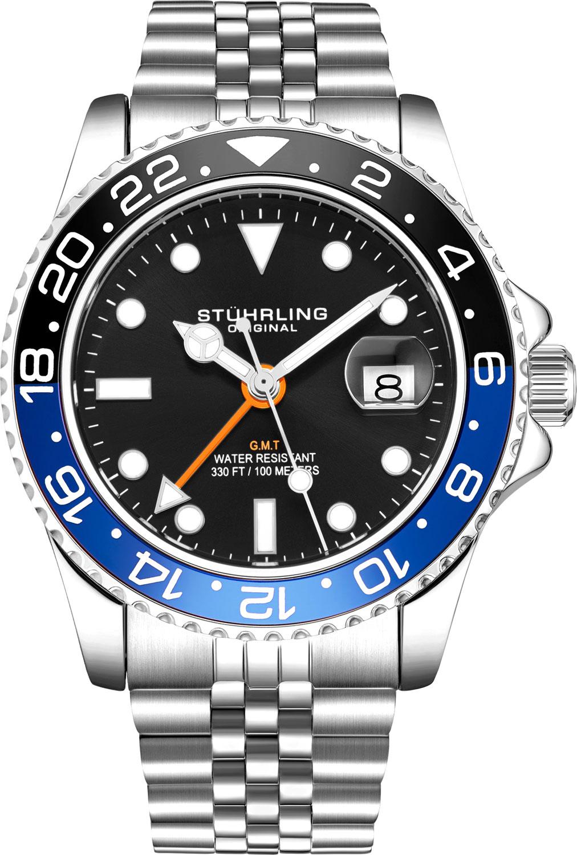 цена Мужские часы Stuhrling 3968.1 онлайн в 2017 году