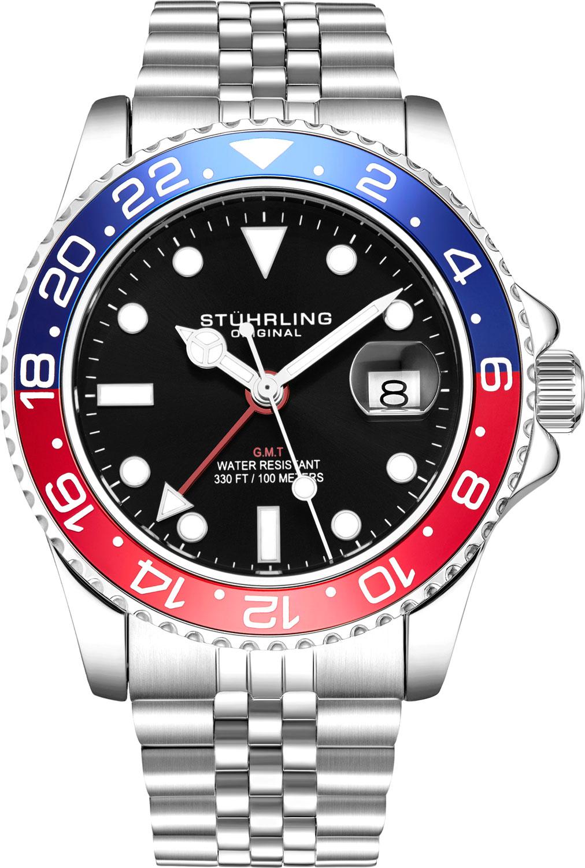 лучшая цена Мужские часы Stuhrling 3968.2